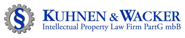 KUHNEN & WACKER Intellectual Property Law Firm PartG mbB